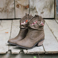 Desert Dust Boots, Sweet Bohamian Boots &amp; Shoes