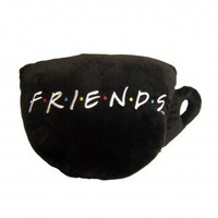 Friends Latte Mug Pillow
