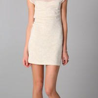 Free People Lurex Starlight Party Dress