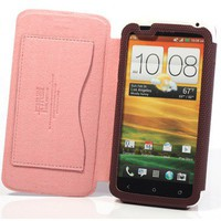KALAIDENG Side Flip Case for HTC ONE X