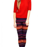 Hippie Love leggings  | Show Pony Fashion online shopping