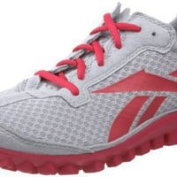 Reebok Women's Realflex Running Size 6 in Uberberry, Blue Blink, or Steel/Sushi @ endless.com