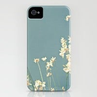 Blue Monday iPhone Case by Cassia Beck | Society6