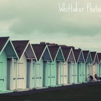 Beach Huts - 8x10 Fine Art Photogra.. on Luulla