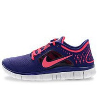BNM Corporation - Nike Free Run+3 Womens Running Shoes 510643-401 Night Blue 6 M US