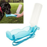 "Amazon.com: PAWâ""¢ Portable Dog Water Dish - 16 oz of water on the go: Home & Kitchen"