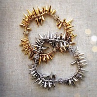 Stella & Dot Inspired Renegade Bracelet - Gold or Silver!