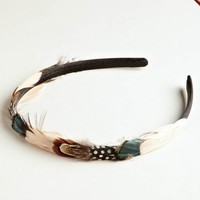 Feather Headband - American Eagle Outfitters