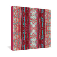 DENY Designs Home Accessories | Ingrid Padilla Bleu Gallery Wrapped Canvas