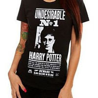 Harry Potter Undesirable No. 1 Girls T-Shirt - 330242