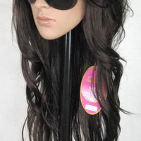 Super Natural Long Curl Hair Wig - GULLEITRUSTMART.COM