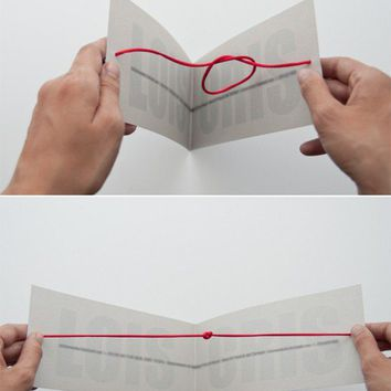 Wedding Ideas for Erin / tie the knot wedding invitations on we heart it / visual bookmark #17564895