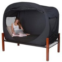 JisJass Collections - Privacy Pop Bed Tent