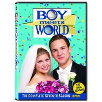 Amazon.com: Boy Meets World: The Complete Seventh and Final Season: Ben Savage, Rider Strong, Danielle Fishel, William Russ, William Daniels: Movies &amp; TV