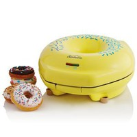 Amazon.com: Sunbeam FPSBDML920 Donut Maker, Yellow: Kitchen & Dining