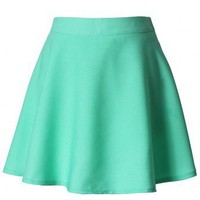 Mint Skater Skirt - New Arrivals - Retro, Indie and Unique Fashion