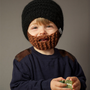 /// Beard Hat \\\ Original Beard Beanies from Beardo — Beardo Beard Hat - KIDS