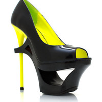 cut-out-platforms BLACK COBALT NATURAL ORANGERED - GoJane.com