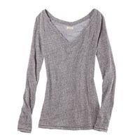 Aerie Warm & Cozy T | Aerie for American Eagle