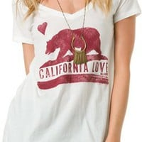 BILLABONG NATIONALITY V NECK TEE | Swell.com