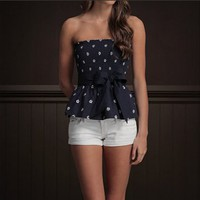 Hollister Emma Wood strapless top
