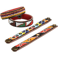maasai bracelet in view all gifts | CB2