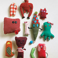 Stuffed Animals from Kids' Drawings - Martha Stewart Kids' Crafts