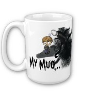 My Mug Pewdiepie Slenderman from Zazzle.com