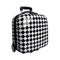 ECase Exotic Travel Bag, Checkers by Heys - CosmopolitanOutlet.com