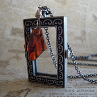 MIRROR of ERISED Harry Potter Inspired Heart's by JetaimeBoutique