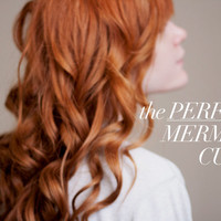 See Creatures   Hair Tutorial: The Perfect Mermaid Curls