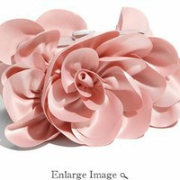 Sondra Roberts &#x27;Rose&#x27; Satin Box Clutch Pink