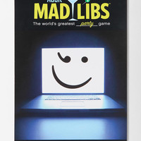 Adult Mad Libs By Leonard Stern & Roger Price