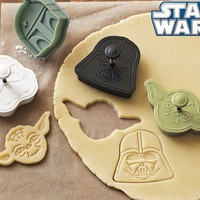&lt;i&gt;Star Wars&lt;/i&gt;&amp;#8482; Heroes &amp; Villains Cookie Cutters
