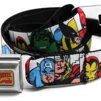 Marvel Superhero Blocks - Seatbelt Belt