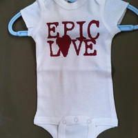 Epic Love Baby Onesuit size 0-3 Months