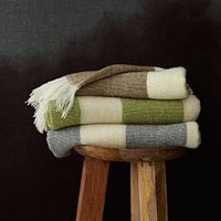 Sofa Throws, Decorative Throws & Bed Throws | west elm