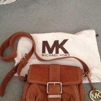 Michael Kors Womans Cross Body Purse *Beautiful* Authentic!