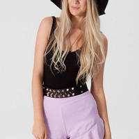 Frilled Hannah Shorts - Whats New