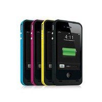 2012 New Extended Battery Case Cover Charger for Apple iPhone 4 4S 4G