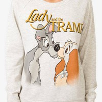 Lady &amp; The Tramp Pullover | FOREVER 21 - 2027704254
