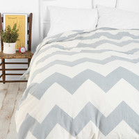 Urban Outfitters - Zigzag Duvet Cover