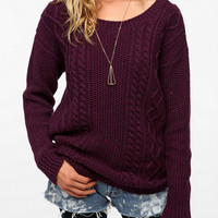 Urban Outfitters - Coincidence & Chance Flecked Sweater