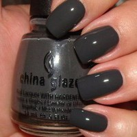 Amazon.com: China Glaze Concrete Catwalk 81074 Nail Polish: Beauty