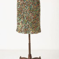 Twinkle Lights Pencil Skirt