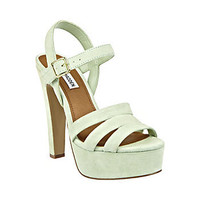 Steve Madden - DAYGLOW MINT GREEN