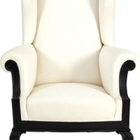 One Kings Lane - Laurin Copen - Fantastic Wing Chair