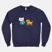 8-Bit Adventures Sweater | HUMAN