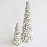 HERRING CONE VASE