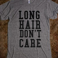 LONG HAIR DON&#x27;T CARE - glamfoxx.com